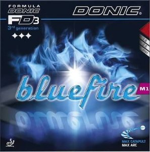 Borracha Donic - Bluefire M1