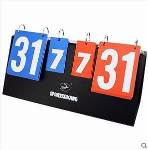 3cf4f4f66 Mini Placar Yinhe - Marcador de Pontos - Tênis de Mesa Store - Loja ...