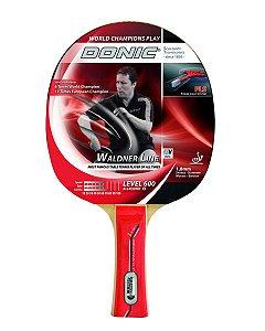 Raquete Clássica Tênis De Mesa - Donic Waldner 600