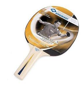 Raquete Ping Pong - Donic Appelgren 100 Clássica Tênis De Mesa