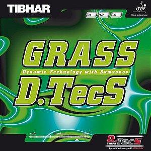 Thibar Grass D Tecs - Borracha Pino Longo Com Esponja 0,5mm