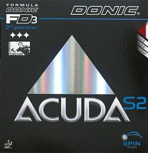 Borracha Donic - Acuda S2 Tênis De Mesa