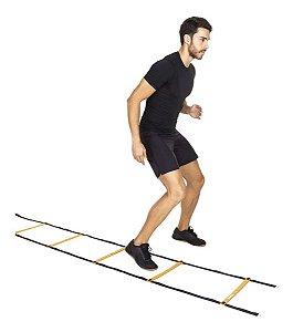 Escada Agilidade Treinamento Funcional 8 Degraus 4m Vollo