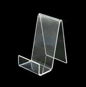 Porta Celular Acrílico - tam. G - 10 unid.
