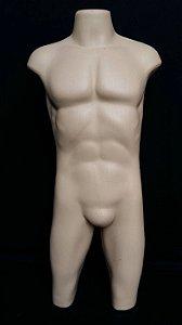 Busto Masculino Adão Bege