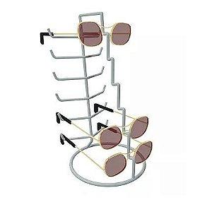 Expositor de Óculos Degrau de Balcão