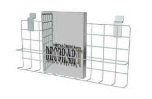 Porta Revista de Painel