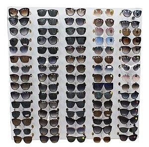 Painel de Óculos - 75 óculos