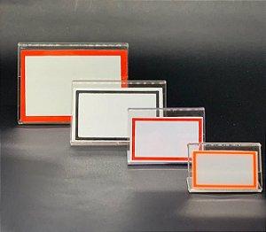 Etiqueta PVC Lisa - 50 unid.