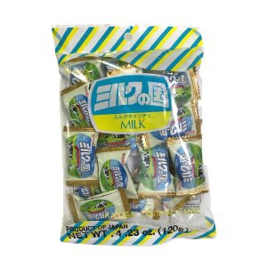 Bala Japonesa de Leite 120g Kasugai Milk