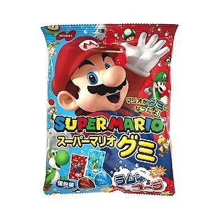 Bala Japonesa Mastigável Super Mario Nobel