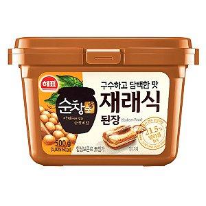 Pasta de Soja Coreana Doenjang 500g Sajo