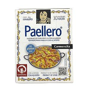 Tempero para Paella com Açafrão Paellero 20G Carmencita