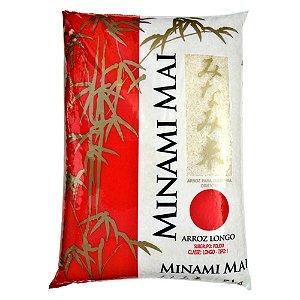 Arroz Japonês Grão Longo 5kg Minami Mai
