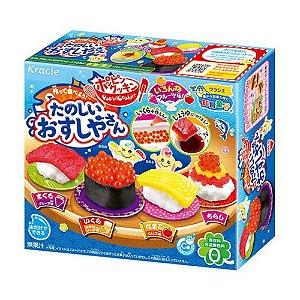 Doce Instantâneo Japonês - Sushi Kit - Kracie Popin Cookin