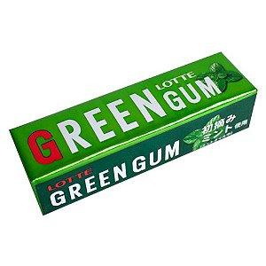 Goma de Mascar do Japão Green Gum Lotte