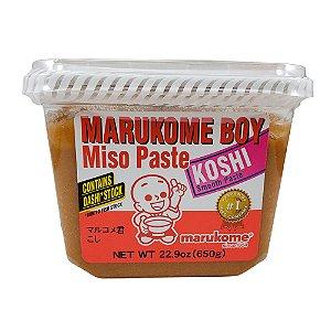Massa de Soja do Japão Miso Koshi 650g Marukome