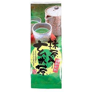 Chá Verde com Arroz Integral Torrado Matcha Iri Genmaicha Karin