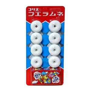 Bala Japonesa Apito com Brinquedo - Fue Ramune Candy Coris