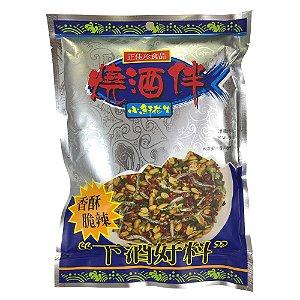 Salgadinho de Peixinho Seco com Amendoim Cheng
