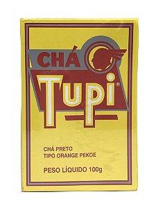 Chá Preto Tipo Orange Pekoe 100g Chá Tupi