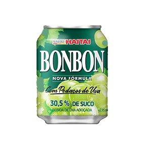 Bebida Suco de Uva Verde com Pedaços Bonbon