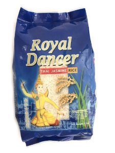 Arroz Jasmin Thai Jasmine Rice 1kg Royal Dancer