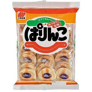 Biscoito de Arroz Sembei Parinko Sanko
