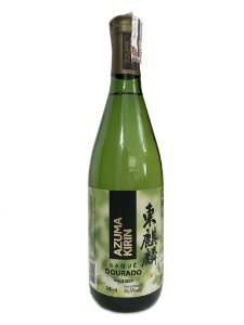 Sake Dourado Seco 740ml Azuma Kirin