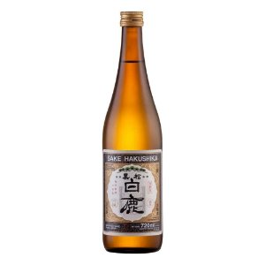 Sake Seco Honjozo-Shu Tradicional 720ml Hakushika