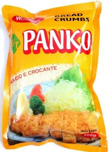Farinha Panko para Empanar 200g Woomtree