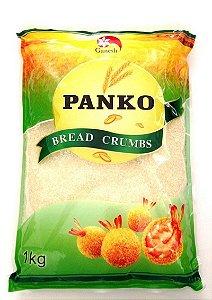 Farinha Panko Fina para Empanar 1kg Ganesh