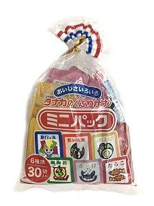 Furikake Minipack 30 sachês Tanaka