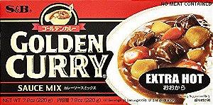 Golden Curry Ookara Extra Forte 220g S&B