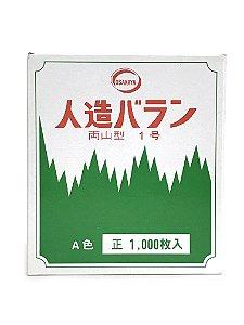 Baran Enfeite Decorativo para Sushi Sashimi Bento Box 1.000 folhas