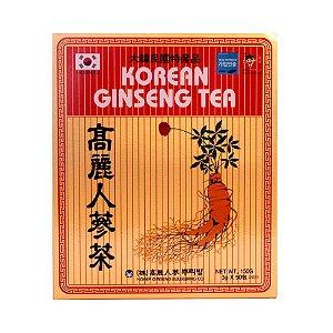Chá Korean Ginseng Tea em Sachê