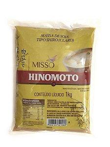 Massa de Soja Missô Shiro 1kg Hinomoto