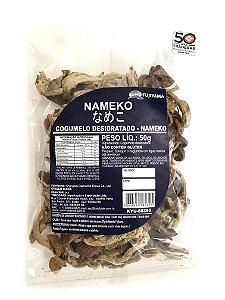 Cogumelo Desidratado Nameko 50g Fujiyama