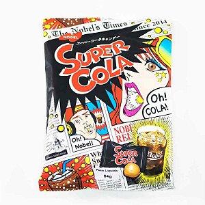 Bala Japonesa Super Cola 84g Nobel