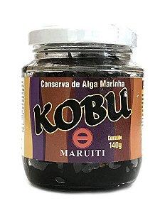 Conserva de Alga Marinha Kobu 140g Maruiti