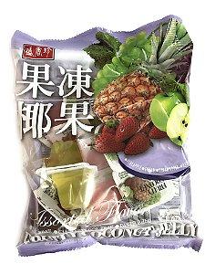 Gelatina de Frutas Sortidas com Coco 280g Fruity Coconut Jelly