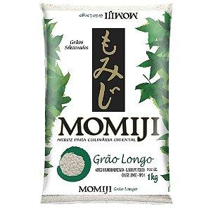 Arroz Japonês Grão Longo 1kg Momiji