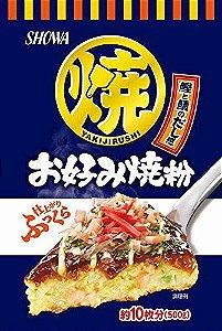 Farinha para Okonomiyaki 500g Showa