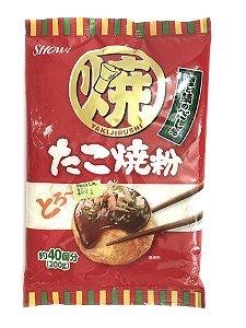 Farinha para Takoyaki 200g Showa