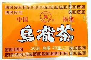 Chá Oolong - 20 Sachês - Fujian