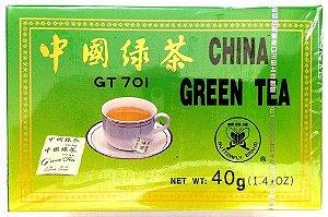 Chá Verde - 20 Sachês - Fujian