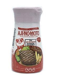 Glutamato Monossódico Realçador de Sabor Pote 100g Ajinomoto