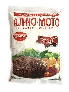 Glutamato Monossódico Realçador de Sabor 500g Ajinomoto