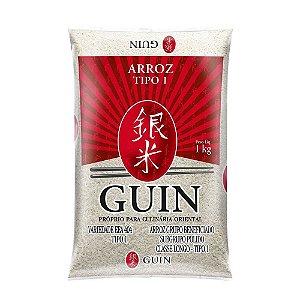 Arroz Japonês Grão Longo 5kg Guin