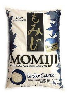 Arroz Japonês Grão Curto 5kg Momiji
